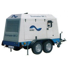 Водоструен Агрегат  Свръхвисоко налягане UHP  WOMA  Eco Master МК 3